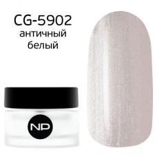 nano professional Gel - Гель классический цветной CG-5902 античный белый 5мл