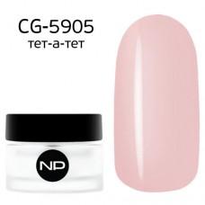 nano professional Gel - Гель классический цветной CG-5905 тет-а-тет 5мл