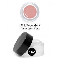 nano professional Gel - Гель скульптурный камуфлирующий Pink Sweet Gel 5мл