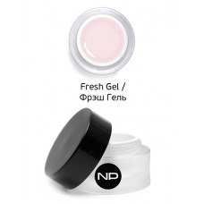 nano professional Gel - Гель скульптурный прозрачный Fresh Gel 5мл