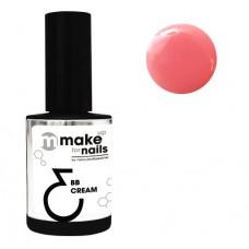 nano professional make up for nails - Гель укрепляющий BB CREAM 3.1, 15мл