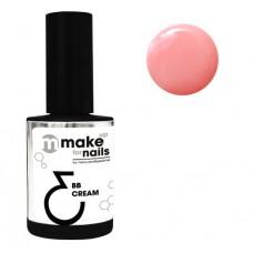 nano professional make up for nails - Гель укрепляющий BB CREAM 3.2, 15мл