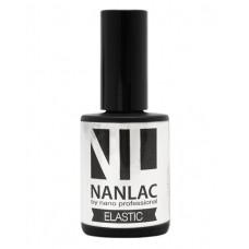 nano professional NANLAC - Гель-лак базовый ELASTIC 15мл