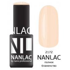 nano professional NANLAC - Гель-лак Эмаль NL 2172 полное блаженство 6мл