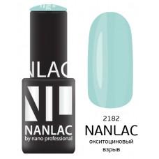 nano professional NANLAC - Гель-лак Эмаль NL 2182 окситоциновый взрыв 6мл