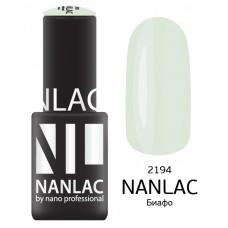 nano professional NANLAC - Гель-лак NL 2194 Биафо 6мл