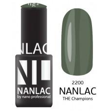 nano professional NANLAC - Гель-лак NL 2200 THE Champions 15мл