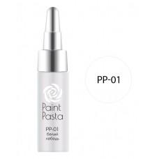 nano professional Paint Pasta - Гель-паста PP-01 белый лебедь 7мл