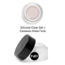 nano professional Silicone Clear Gel - Гель укрепляющий 30мл