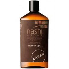 Nashi ARGAN Shower Gel - Увлажняющий гель для душа 300мл
