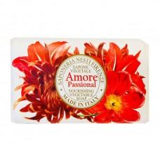 NESTI DANTE Amore Passional - Мыло для лица и тела Страстный аромат 170гр