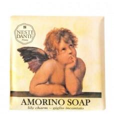 NESTI DANTE AMORINO SOAP Lily Charm - Мыло Нежность Лилии (очищение и расслабление) 150мл