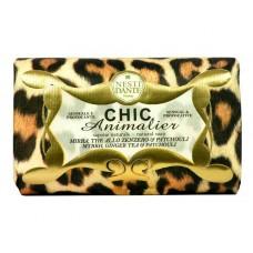 NESTI DANTE CHIC ANIMALIER Bronze Leopard - Мыло Бронзовоый Леопард (шарм и заряд энергии) 250мл