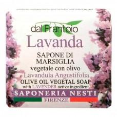 NESTI DANTE Dal Frantoio Lavanda - Мыло для лица и тела ЛАВАНДА 100гр