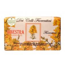 NESTI DANTE DEI COLLI FLORENTINI Passional Broom - Мыло Страстный Дрок (увлажняющее и успокаивающее) 250мл