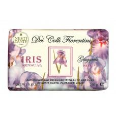 NESTI DANTE DEI COLLI FLORENTINI Sensual Iris - Мыло Чувственный Ирис (увлажняющее и успокаивающее) 250мл