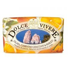 NESTI DANTE DOLCE VIVERE Capri - Мыло Капри (расслабляющее и очищающее) 250мл
