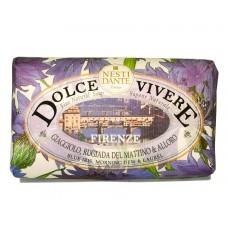NESTI DANTE DOLCE VIVERE Florence - Мыло Флоренция (чувственное и энергетическое) 250мл