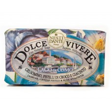NESTI DANTE DOLCE VIVERE Lago Di Como - Мыло Лаго ди Комо (освежающий и согревающий) 250мл