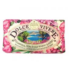NESTI DANTE DOLCE VIVERE Sicilia - Мыло Сицилия (освежающее и расслаблчющее) 250мл