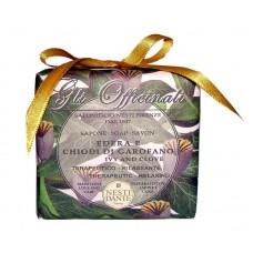 NESTI DANTE GLI OFFICINALI Ivy & Clove - Мыло Плющ и Гвоздика (увлажнение и питание) 200гр