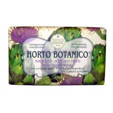 NESTI DANTE HORTO BOTANICO Artichoke - Мыло Артишок (оздоравливает и бодрит) 250гр