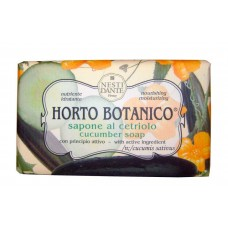 NESTI DANTE HORTO BOTANICO Cucumber - Мыло Огурец (питает и увлажняет) 250гр