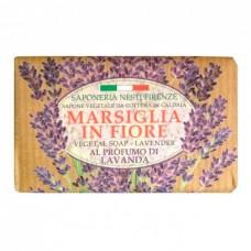 NESTI DANTE MARSIGLIA IN FIORE Lavanda - Мыло для лица и тела Марсельская Лаванда 125гр