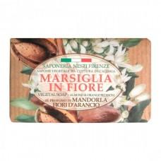 NESTI DANTE MARSIGLIA IN FIORE Mandorla e Fiori D'Aracio - Мыло для лица и тела Миндаль и Цветы апельсина 125гр