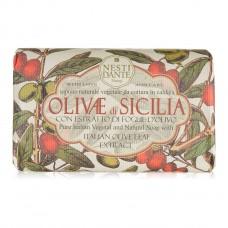 NESTI DANTE OLIVAE di Sicilia - Мыло Сицилийская Олива (увлажнение и расслабление) 150мл