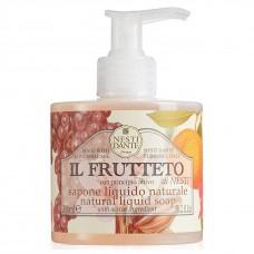 NESTI DANTE ORGANIC Liquid Soup Il Frutteto - Мыло Жидкое Фруктовая Коллекция 300мл