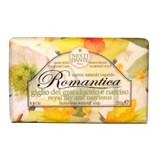 NESTI DANTE ROMANTICA Royal Lily & Narcissus - Мыло Королевская Лилия и Нарцисс 250мл