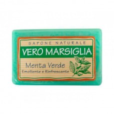 NESTI DANTE VERO MARSIGLIA Menta Verde - Мыло для лица и тела ЗЕЛЁНАЯ МЯТА 150гр