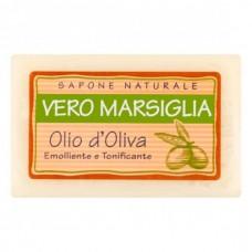 NESTI DANTE VERO MARSIGLIA Olio d'Oliva - Мыло для лица и тела ОЛИВКОВОЕ МАСЛО 150гр