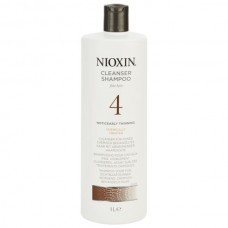 Nioxin Cleanser System 4 - Ниоксин очищающий шампунь (Система 4) 1000 мл