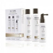 Nioxin System 3 Kit - Ниоксин набор (Система 3) 150 мл+150 мл+50 мл