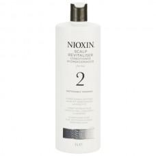 Nioxin Scalp Revitaliser System 2 - Ниоксин увлажняющий кондиционер (Система 2) 1000 мл