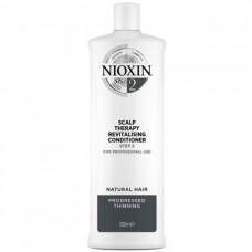 NIOXIN System 2 Scalp Revitaliser - Ниоксин Увлажняющий Кондиционер (Система 2), 1000мл
