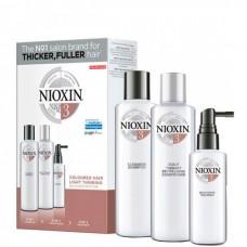 NIOXIN System 3 Kit - Ниоксин Набор (Система 3), 150 + 150 + 50мл