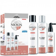 NIOXIN System 3 Kit XXL - Ниоксин Набор (Система 3), 300 + 300 + 100мл