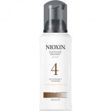 NIOXIN System 4 Scalp & Hait Treatment - Ниоксин Питательная Маска (Система 4), 200мл