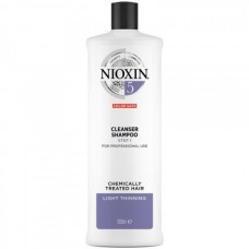 NIOXIN System 5 Cleanser - Ниоксин Очищающий Шампунь (Система 5), 1000мл