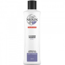 NIOXIN System 5 Cleanser - Ниоксин Очищающий Шампунь (Система 5), 300мл