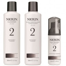 Nioxin System 2 Kit XXL - Ниоксин Набор (Система 2) 300 + 300 + 100мл