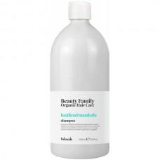 Nook Beauty Family Basilico & Mandorla Shampoo - Шампунь для сухих и тусклых волос 1000мл