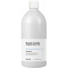 Nook Beauty Family Biancospino & Aloe Vera Shampoo - Шампунь ежедневный 1000мл