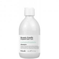Nook Beauty Family Castagna & Equiseto Shampoo - Шампунь для ломких и секущихся волос 300мл