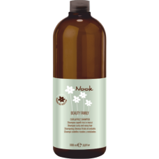 Nook BEAUTY FAMILY Curl&Frizz Shampoo - Шампунь для кудрявых волос Ph 5,5, 1000мл