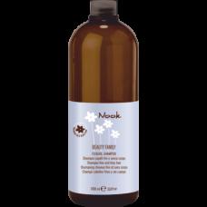 Nook BEAUTY FAMILY Fly&Vol Shampoo - Шампунь для тонких и слабых волос Ph 5,5, 1000мл