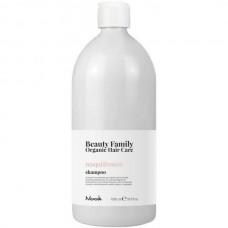 Nook Beauty Family Romice & Dattero Shampoo - Шампунь восстанавливающий для химически обработанных волос 1000мл